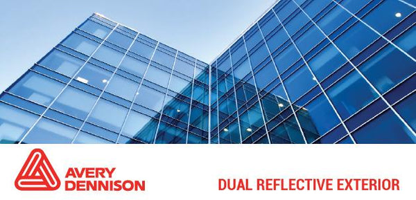 Avery Dennison - DR Grey XTRM | Exterior Window Film