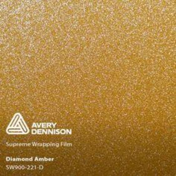 Avery Dennison - SW900 - Diamond Amber