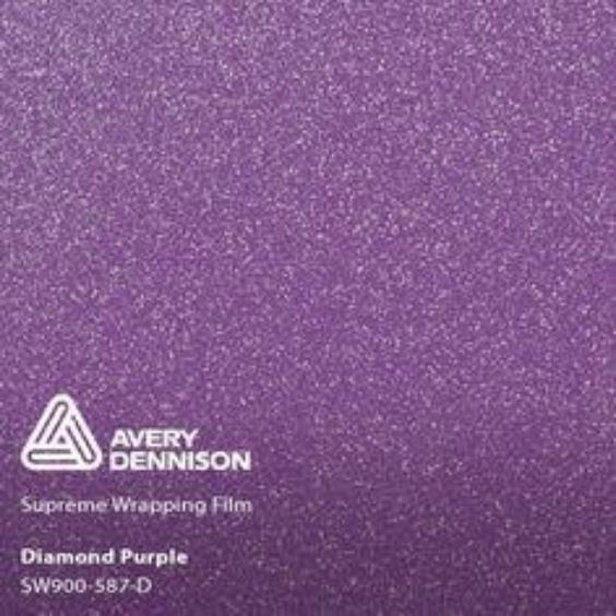 Avery Dennison - Diamond Purple