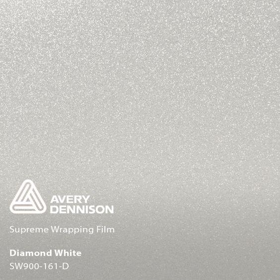 Avery Dennison - SW900 - Diamond White