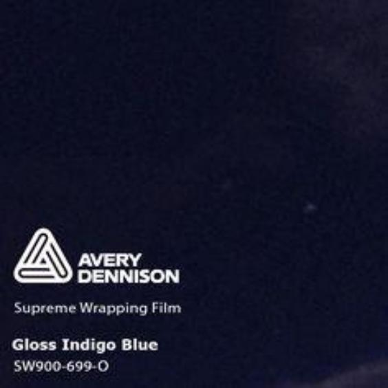 Avery Dennison - Gloss Indigo Blue