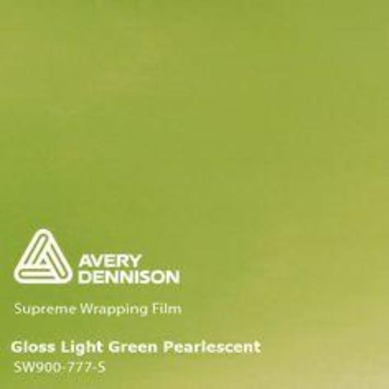 Avery Dennison - Pearl Light Green