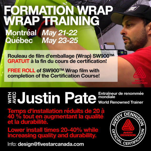Training with Justin Pate