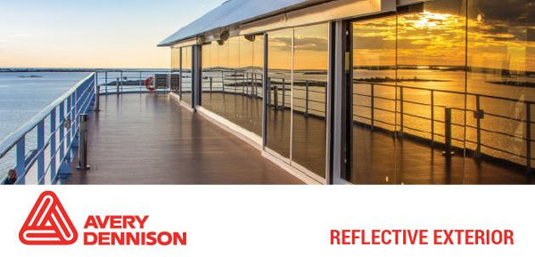 Avery Dennison - R Silver XTRM | Exterior Window Film