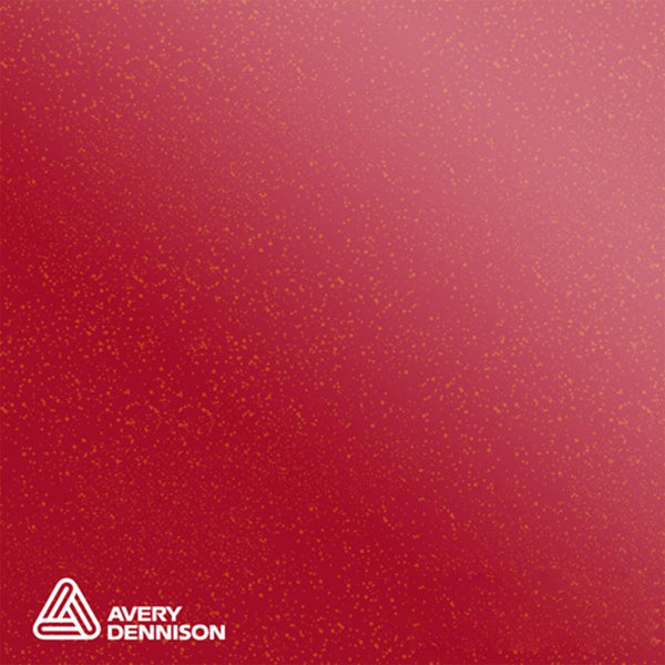 Avery Dennison - **NEW 2019** Gloss Metallic Passion Red (Full Roll Only)