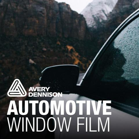 AVERY DENNISON - AUTOMOTIVE WINDOW FILM