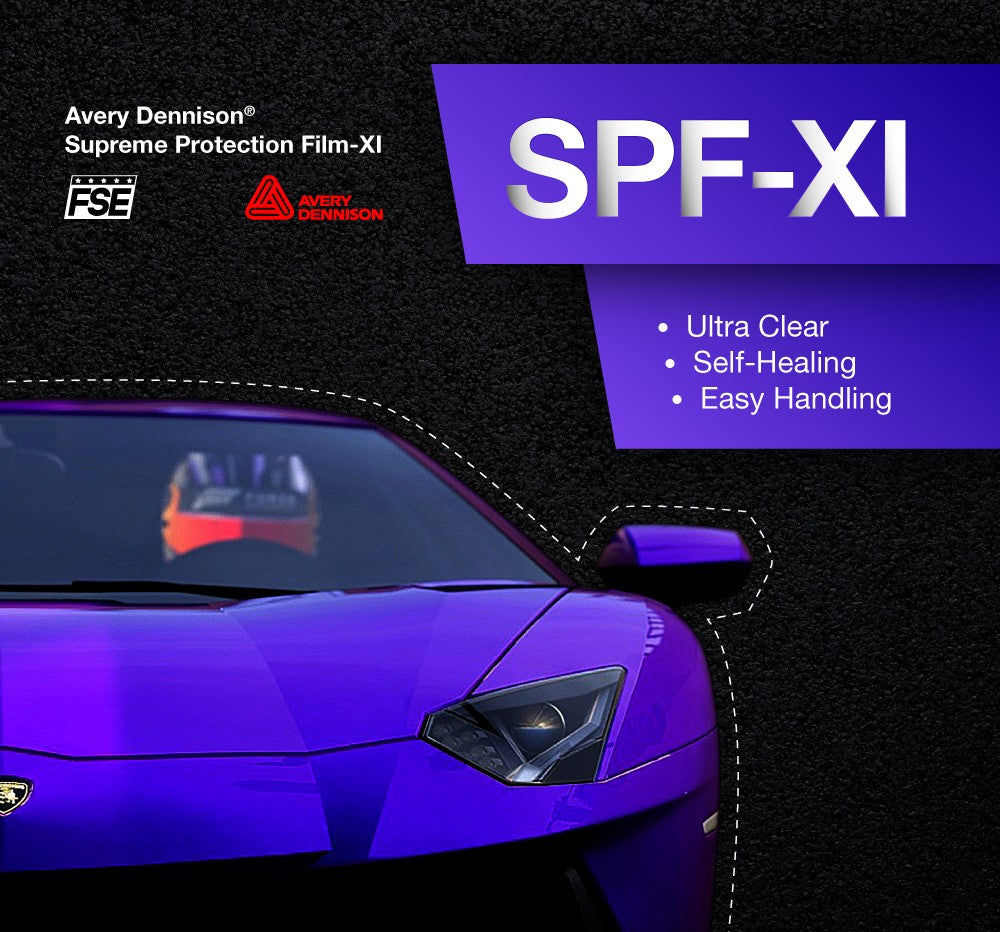 Avery Dennison Supreme Protection Film - XI