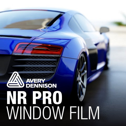 Avery Dennison NR Pro Window Film