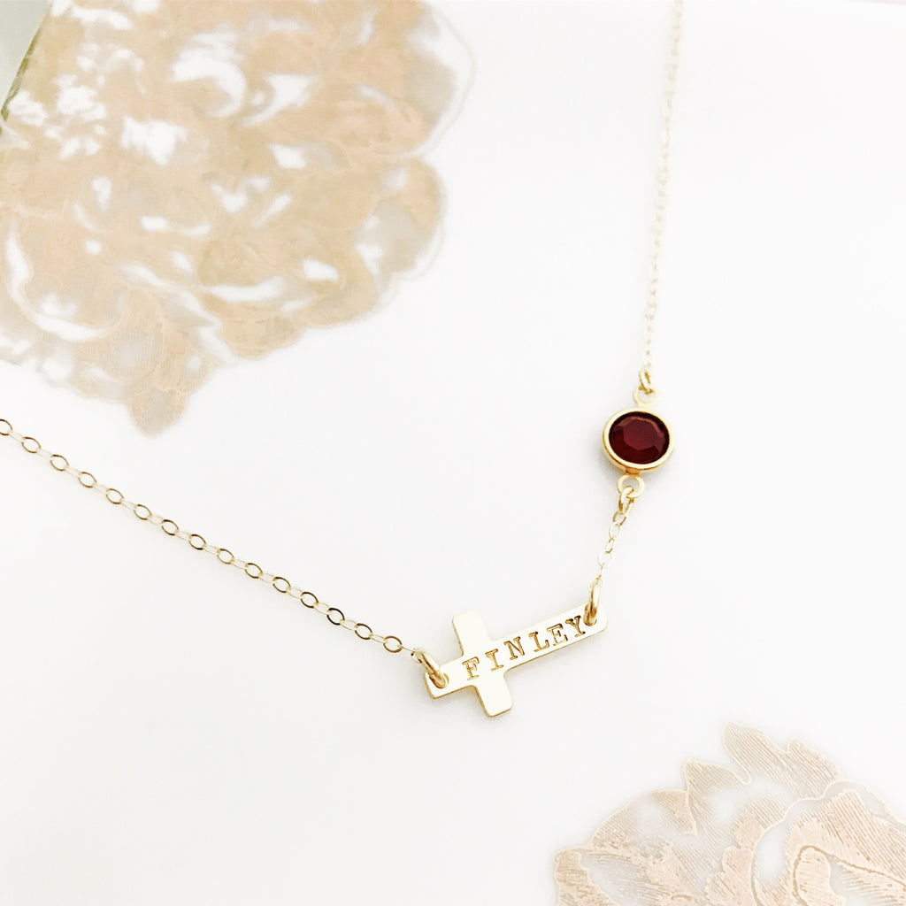 CUSTOM SIDE CROSS