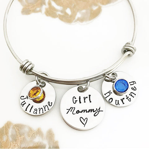 CUSTOMIZE BANGLE TO YOUR LIKING