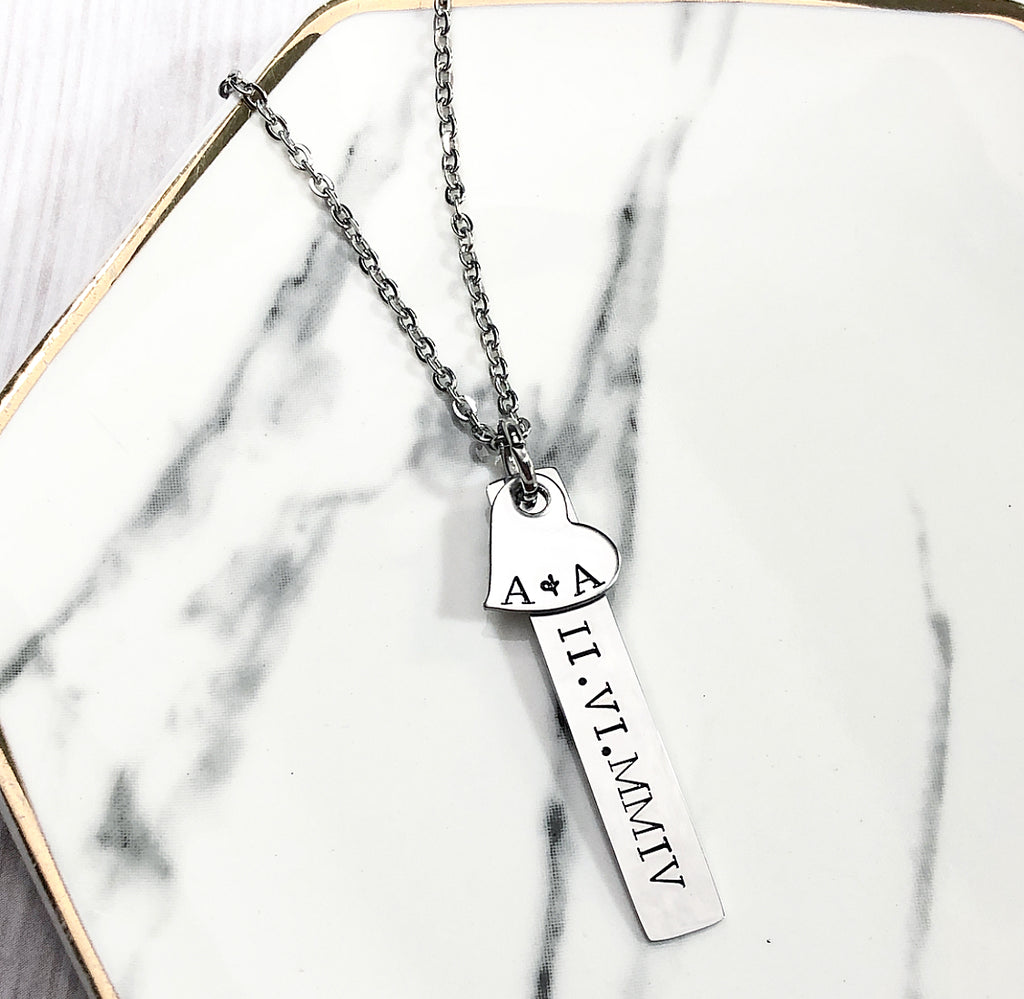 FOREVER TOGETHER NECKLACE