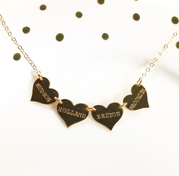 HEART LUXURIOUS NECKLACE
