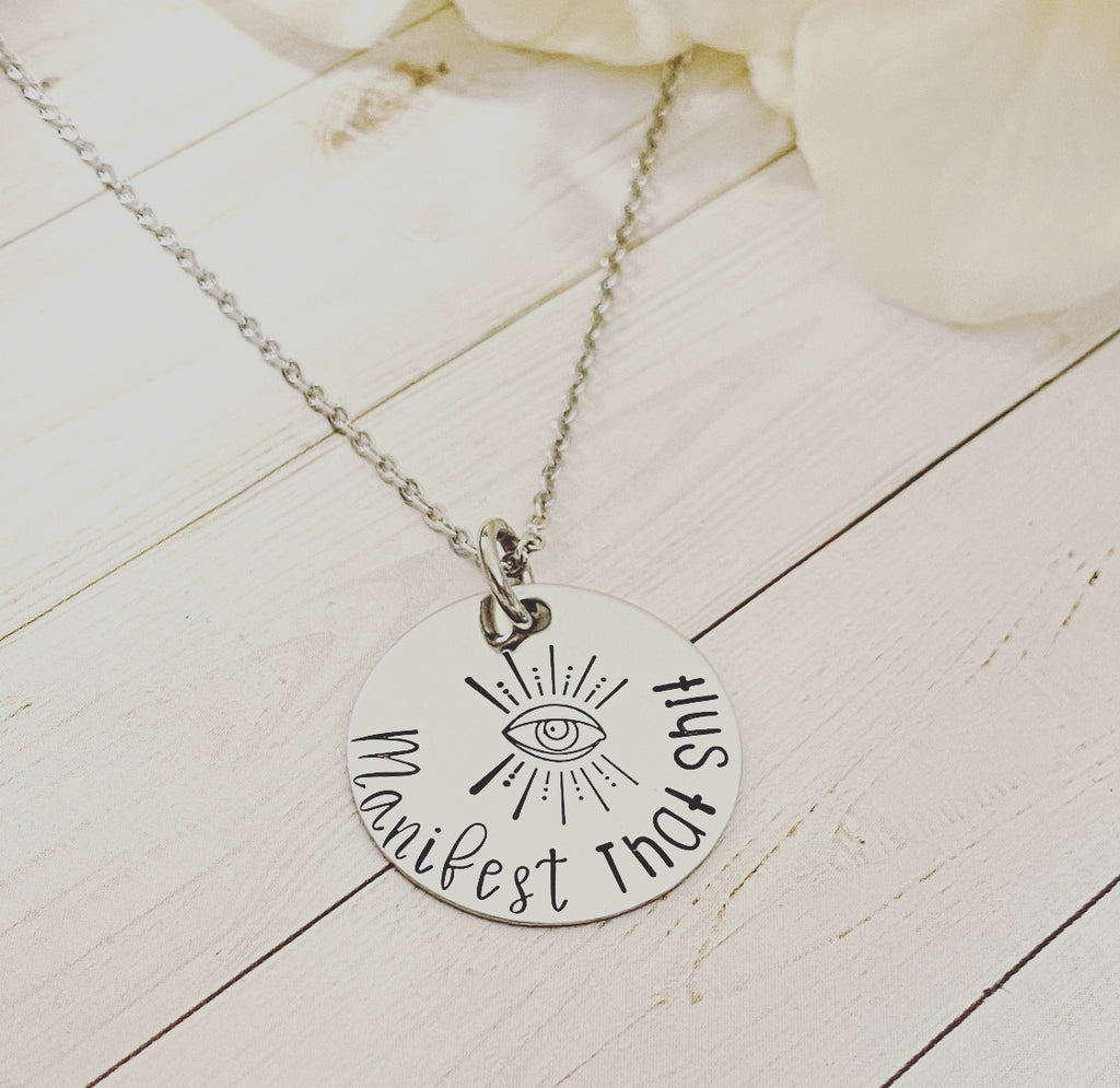 MANIFEST THAT-NECKLACE