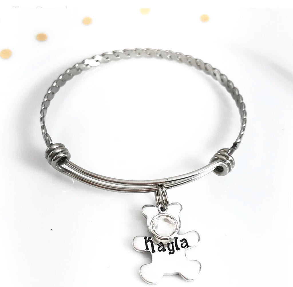 GIRLS BANGLE BRACELET