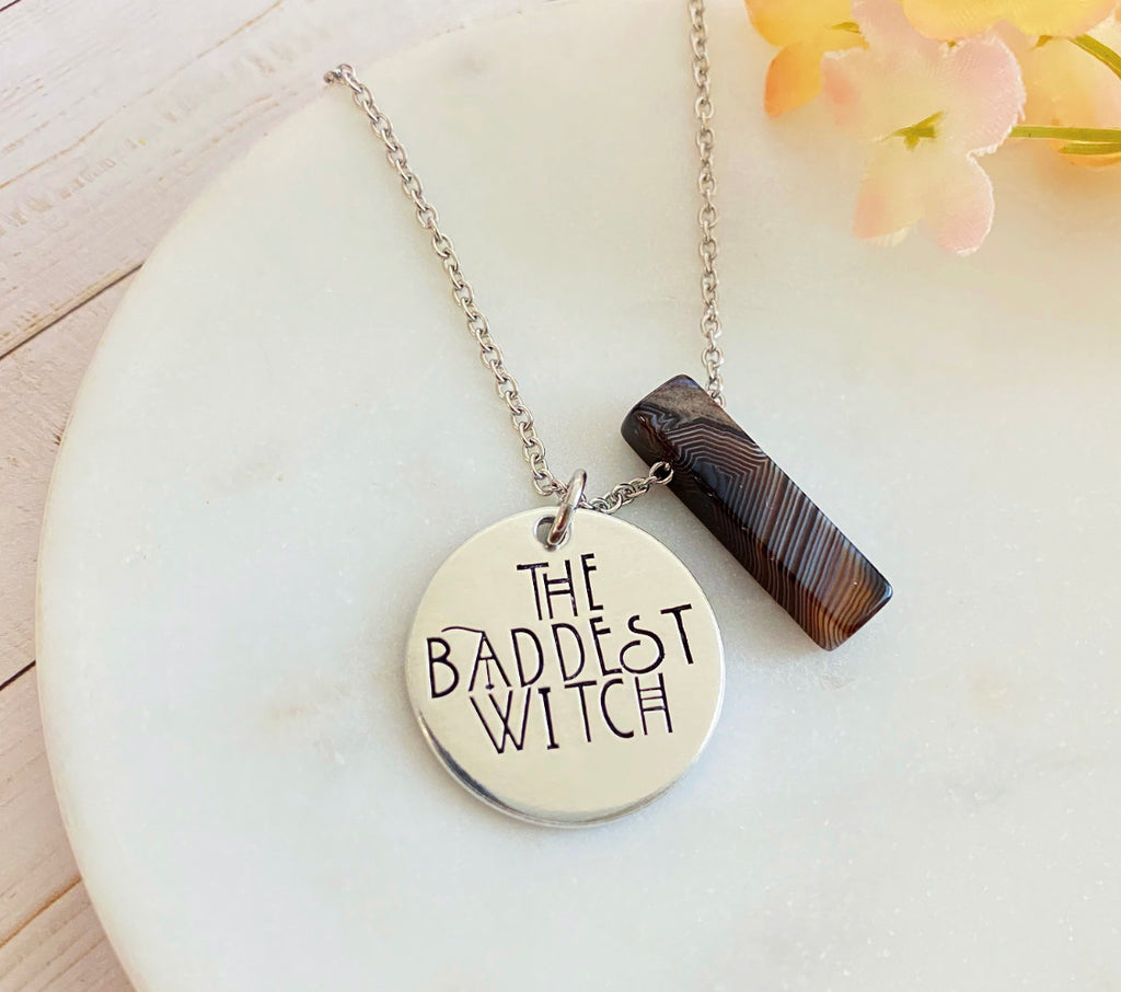 THE BADDEST WITCH