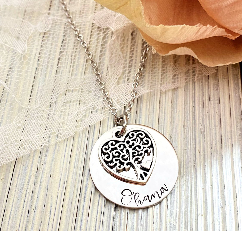 OHANA TREE OF LIFE NECKLACE