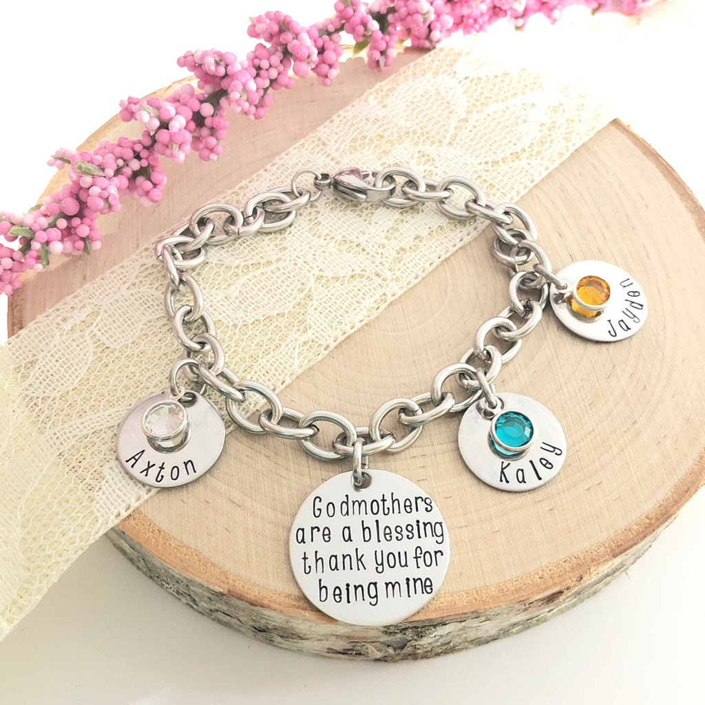 CUSTOMIZE DISK BRACELET