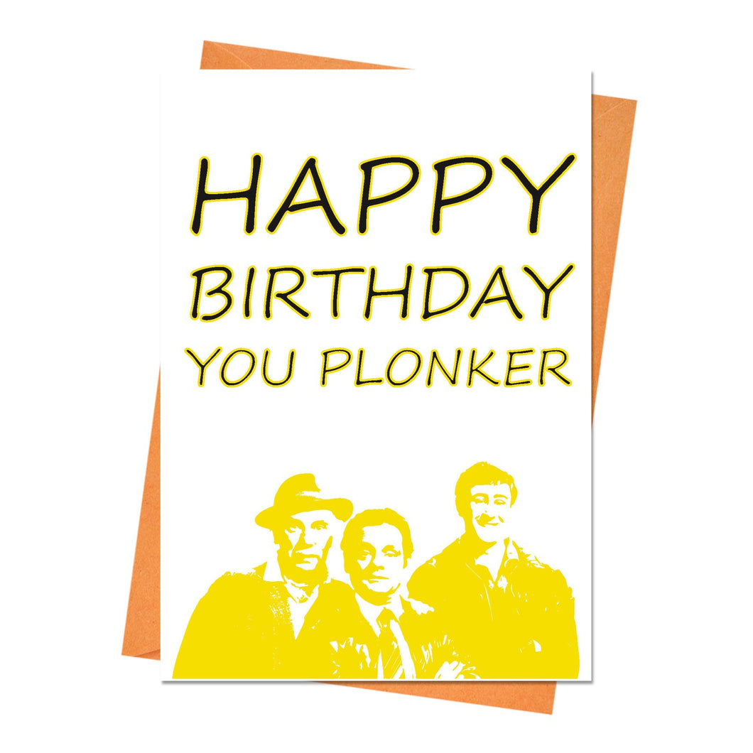 Funny Birthday Card Only Fools And Horses Boyfriend Husband