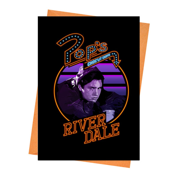 Riverdale Card, Riverdale Birthday Card, Jughead Jones Card - Jughead Jones Greeting Card