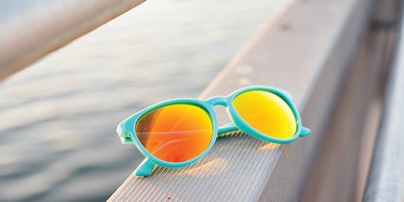 Summer eye care from Knockaround