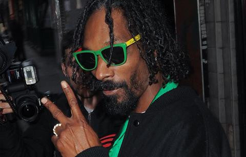 Snoop Dogg in Rasta Smoke, Knockaround