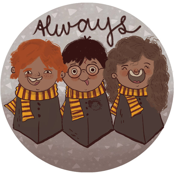 Potter By DoodleoDrama