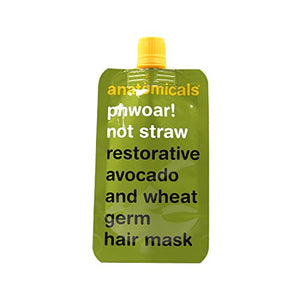 Restorative Avocado and Wheat Germ Hair Mask 45ml