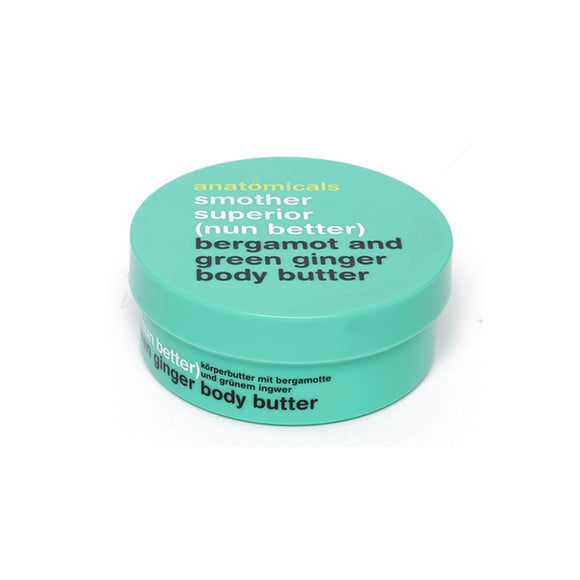 Bergamot and Green Ginger Body Butter 200ml