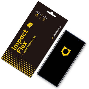 RhinoShield Impact Flex Screen Protector for Samsung Galaxy S9 Plus- Front only
