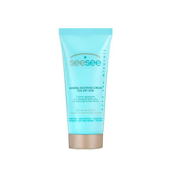 See See - Mineral Soothing Cream for dry skin 100ml