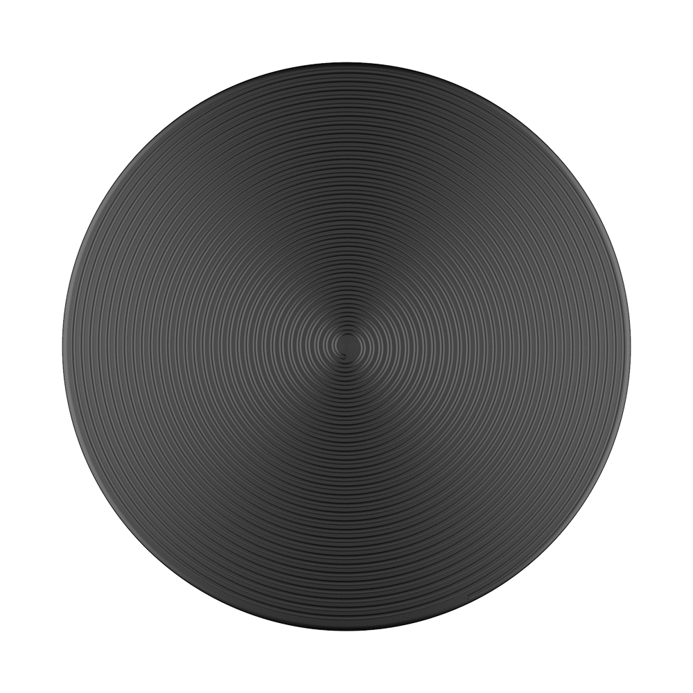 PopSockets Grip Original - Twist Black Aluminium