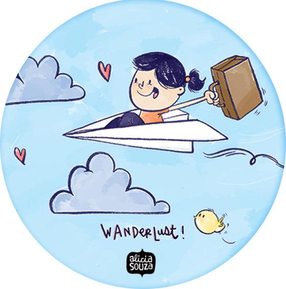 Wanderlust By Alicia Souza