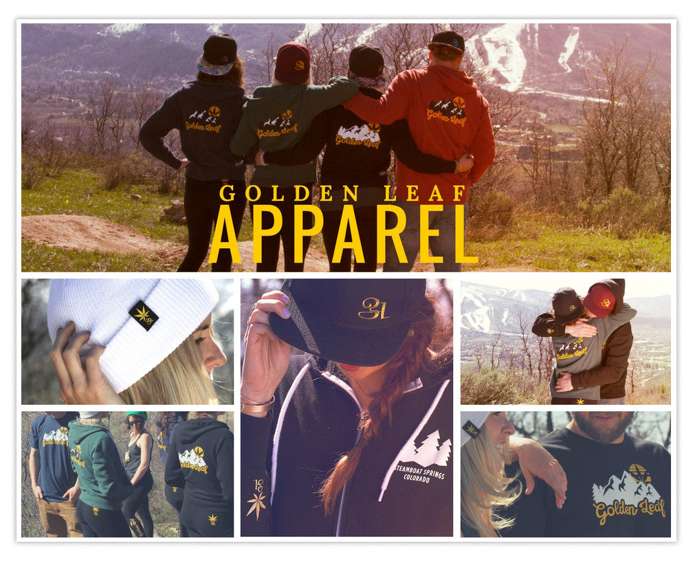 Golden Leaf Apparel
