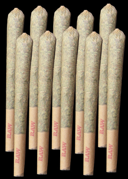 GL Loud Pack 10 Joints - Hybrid, Indica, or Sativa