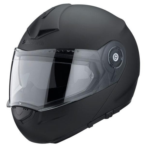SpesaUK - Schuberth C3 Pro Matt Black Large 58/59 Motorcycle Helmet