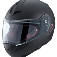 SpesaUK - Schuberth Helmet C3 Pro Women Matt Black Medium 56/57