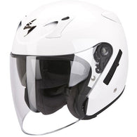 SpesaUK - Scorpion Helmet Exo 220 Gloss White X-Large