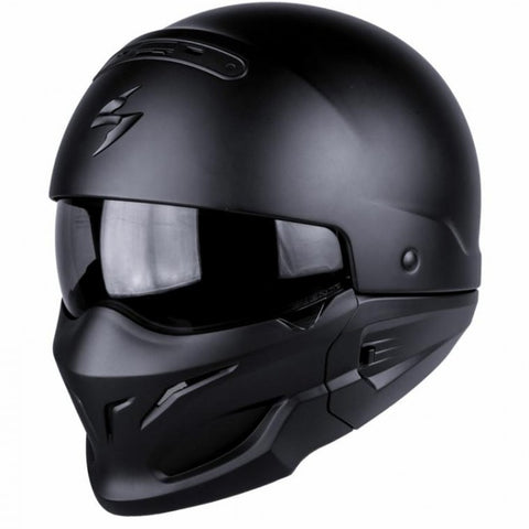 SpesaUK - Scorpion Helmet Exo Combat Matt Black Large