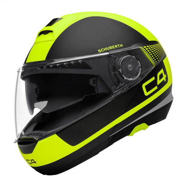 SpesaUK - Schuberth Helmet C4 Legacy Yellow Small 55