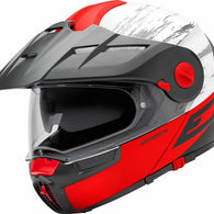 SpesaUK - Schuberth E1 Crossfire Red Large 59 Motorcycle Helmet