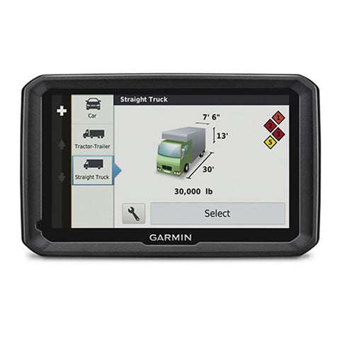 SpesaUK - Garmin Dezl 770 LMT-D 7 LCD Truck HGV GPS SAT NAV Europe Maps & Digital Traffic