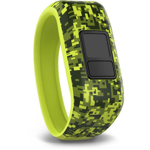 SpesaUK - GARMIN VIVOFIT JR CAMO BAND
