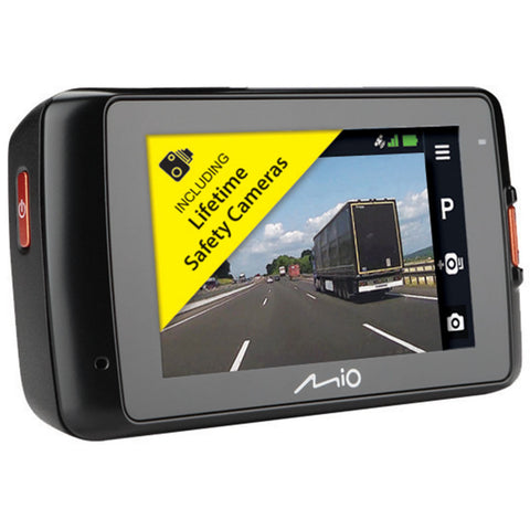 SpesaUK - Mio MiVue 618 Extreme HD 2.7 Screen GPS HD Car Dash Cam Accident Recorder