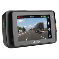 SpesaUK - Mio MiVue 608 1080p HD 2.7 Screen HD Car Dash Cam Accident Recorder Dual SD