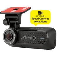 SpesaUK - Mio Mivue J60 Integrated Wifi Full HD 1080p Front Dashcam With GPS Tracking