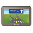"SpesaUK - Mio Spirit 5450LM 4.3"" Full Europe GPS Sat Nav Lifetime Maps, Traffic, IQ Routes"