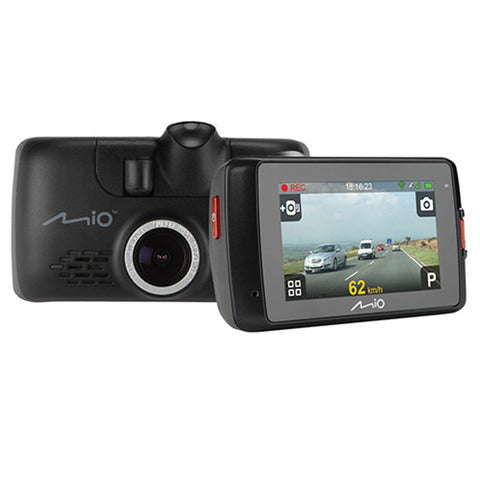 SpesaUK - Mio MiVue 658 WiFi Extreme HD 2.7 Screen GPS HD Car Dash Cam Accident Recorder