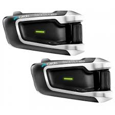SpesaUK - Cardo Scala Packtalk Bold Duo Motorbike Motorcycle Intercom Communication System