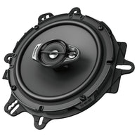SpesaUK - Pioneer TS A1670F 17cm 320W Composite Cone 3-Way Coaxial Car Speakers