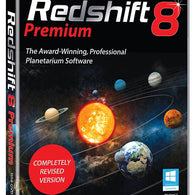SpesaUK - Redshift 8 Premium PC Planetarium Solar Space Software Planet